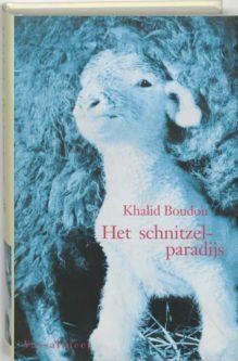 Omslag Het schnitzelparadijs - Khalid Boudou