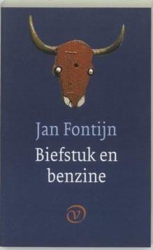 Omslag Biefstuk en benzine - Jan Fontijn