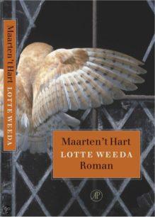 Omslag Lotte Weeda - Maarten 't Hart