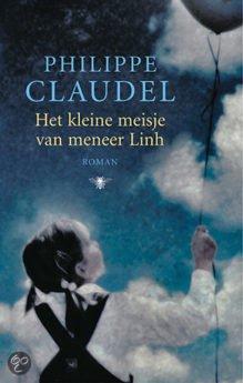 Omslag Het kleine meisje van meneer Linh - Philippe  Claudel