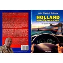 Omslag Holland heeft ook takroesani en andere verhalen - John Wladimir Elskamp