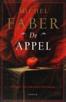 Omslag De appel - Michel Faber
