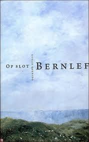 Omslag Op slot - Bernlef
