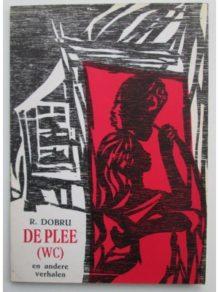Omslag De plee (wc) - R. Dobru