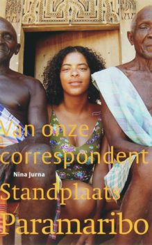 Omslag Standplaats Paramaribo - Nina Jurna