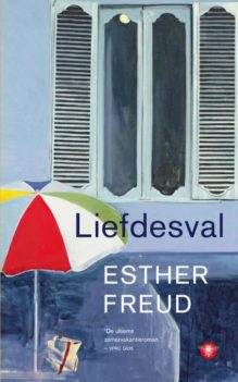 Omslag Liefdesval - Esther Freud