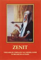 Omslag Zenit, verzamelde verhalen van Belgische en Nederlandse auteurs.,Samenstelling Redactie -