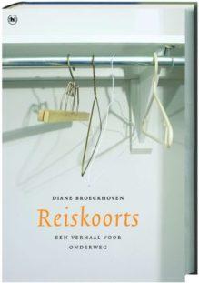 Omslag Reiskoorts - Diane van Broeckhoven