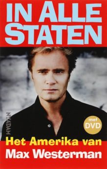 Omslag In Alle Staten + DVD - Max Westerman