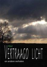 Omslag Vertraagd licht - Paula PBnf (pseudoniem)