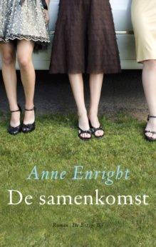 Omslag De samenkomst - Anne Enright