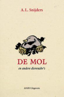 Omslag De Mol - A.L. Snijders