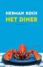 Omslag Het diner - Herman Koch