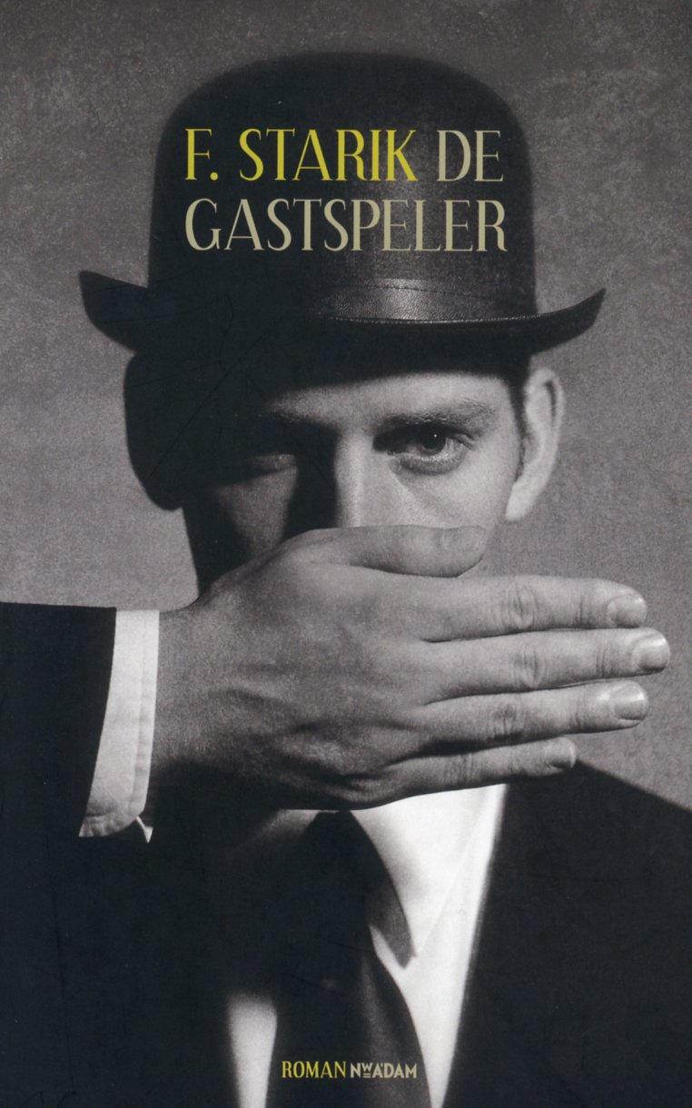 Omslag Recensie 'De Gastspeler'  -  F. Starik
