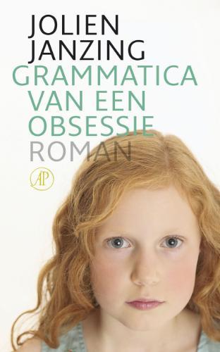 Omslag Recensie 'Grammatica van een obsessie'  -  Jolien Janzing