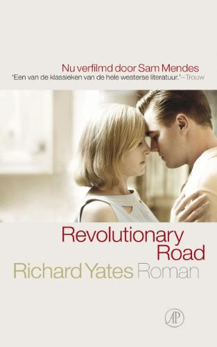 Omslag Revolutionary Road - Richard Yates