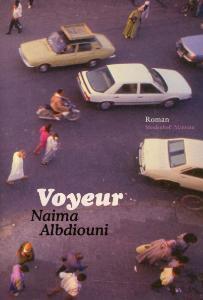 Omslag Recensie 'Voyeur'  -  Naima Albdiouni
