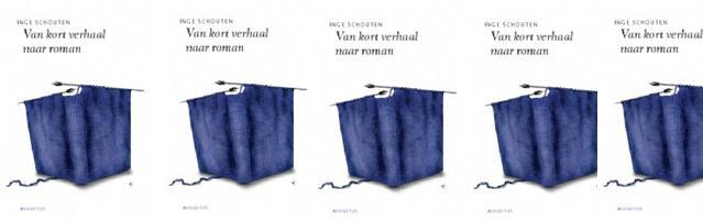 Omslag Recensie 'Van kort verhaal naar roman'  -  Inge Schouten
