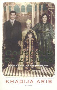 Omslag Couscous op zondag - Khadija Arib