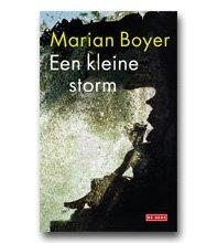 Omslag Een kleine storm - Marian Boyer