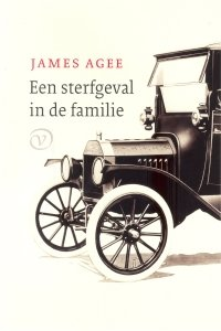 Omslag Recensie 'Een sterfgeval in de familie'  -  James Agee