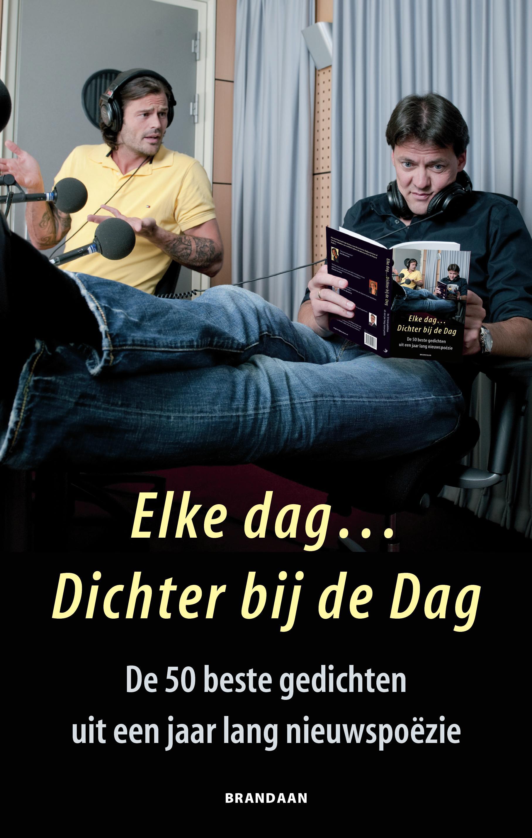 Omslag Elke dag......Dichter bij de Dag - unknown