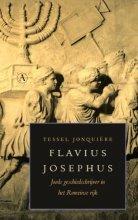 Omslag Flavius Josephus - Tessel Jonquière