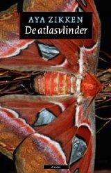 Omslag De Atlasvlinder - Aya Zikken