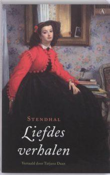 Omslag Liefdesverhalen - Stendhal