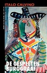 Omslag Italo Calvino  -  De gespleten burggraaf