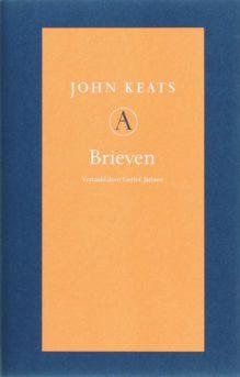 Omslag Brieven - John Keats