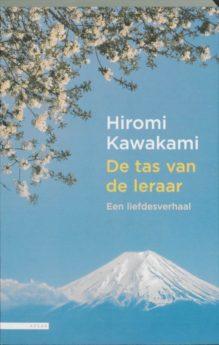 Omslag De tas van de leraar - Hiromi Kawakami
