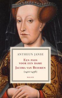 Omslag Een pion voor een dame -  Antheun Janse