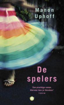 Omslag De spelers - Manon Uphoff