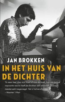 Omslag In het huis van de dichter - Jan Brokken