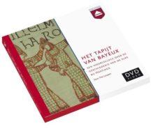 Omslag Het Tapijt van Bayeux - Piet Leupen