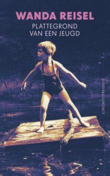 Omslag Plattegrond van een jeugd - Wanda Reisel
