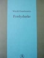 Omslag Ferdydurke - Witold Gombrowicz