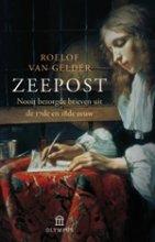 Omslag Zeepost - Roelof van Gelder