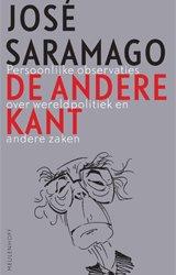 Omslag De andere kant - José Saramago