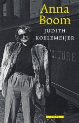 Omslag Anna Boom - Judith Koelemeijer