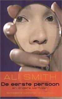 Omslag De eerste persoon  -  Ali Smith