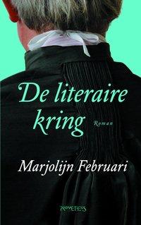 Omslag De literaire kring  -  Marjolijn Februari