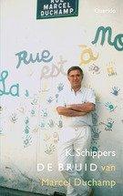 Omslag De bruid van Marcel Duchamp - K. Schippers