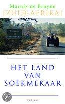 Omslag Recensie: Het land van soekmekaar ? Marnix de Bruyne -