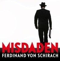 Omslag Misdaden - Ferdinand von Schirach