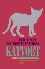 Omslag Recensie: Katvoet -  Riana Scheepers