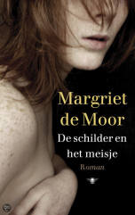 Omslag De schilder en het meisje - Margriet de Moor