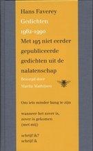 Omslag Recensie: Gedichten 1962 ? 1990  -  Hans Faverey
