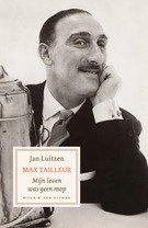 Omslag Recensie: Max Tailleur, mijn leven was geen mop  -  Jan Luitzen